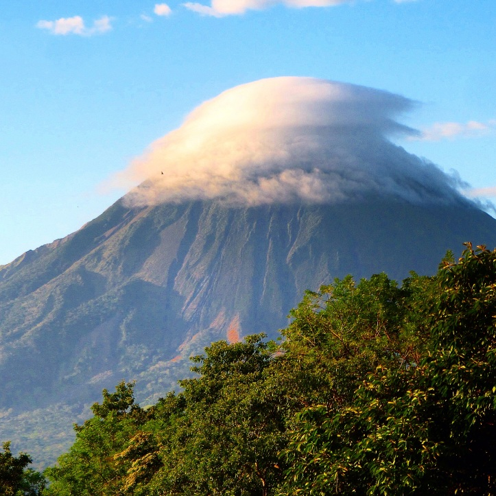 Concepción Volcano, Ometepe, Nicaragua.